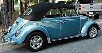 1965 Volkswagen Beetle Convertible for sale 101002884