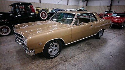 1965 chevrolet Chevelle for sale 101033307
