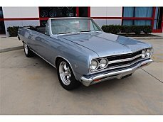 1965 chevrolet Malibu for sale 100997623