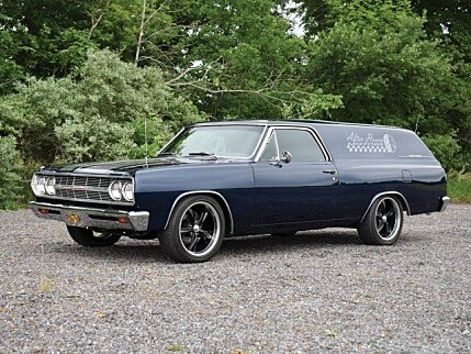 1965 chevrolet Malibu for sale 101018031