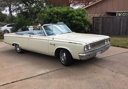 1965 dodge Coronet for sale 100944804