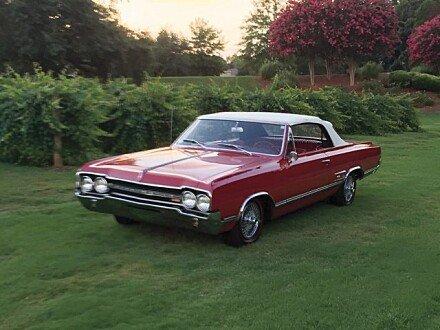 1965 oldsmobile Cutlass for sale 101017960