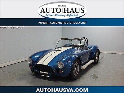 1965 shelby Cobra-Replica for sale 101028671