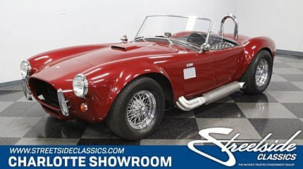 1965 shelby Cobra for sale 101000394