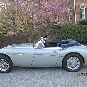 1966 Austin-Healey 3000MKIII for sale 100862179