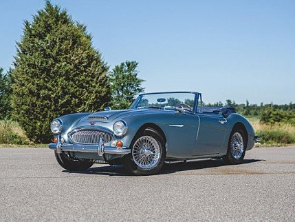 1966 Austin-Healey 3000MKIII for sale 101017764