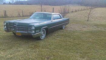1966 Cadillac De Ville for sale 100799558