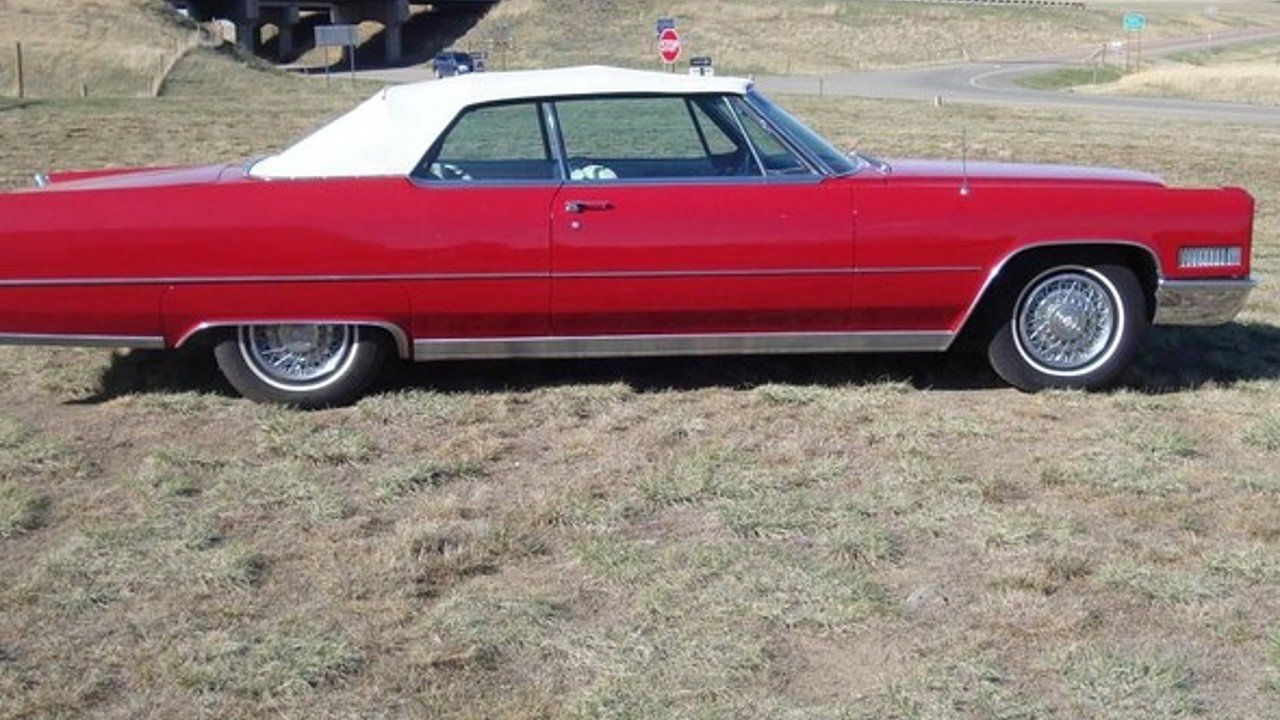 1966 Cadillac De Ville for sale 100878982