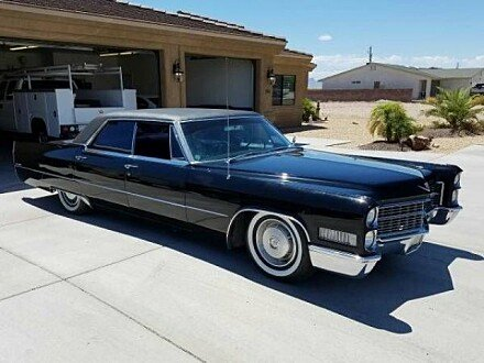 1966 Cadillac De Ville Clics for Sale - Clics on Autotrader