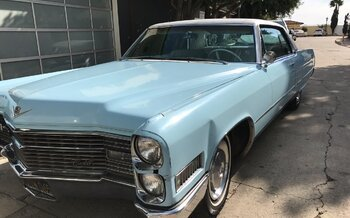 1966 Cadillac De Ville Coupe for sale 100927925