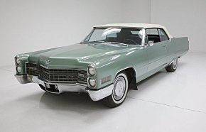 1966 Cadillac De Ville for sale 101057463