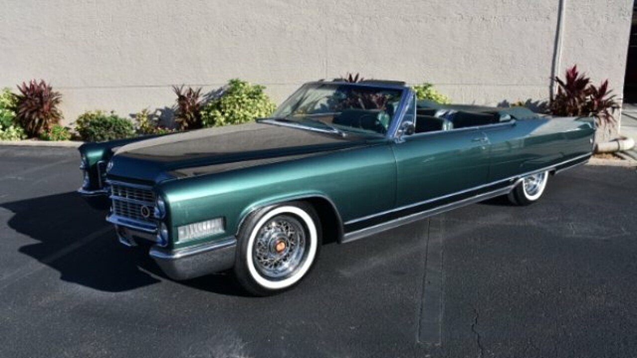 1966 Cadillac Eldorado for sale 100911213