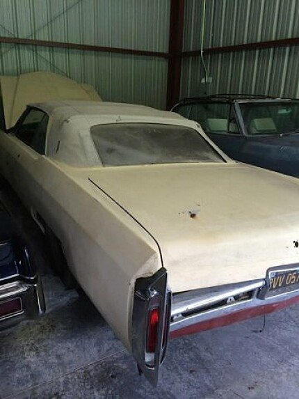 1966 Cadillac Eldorado for sale 100896672