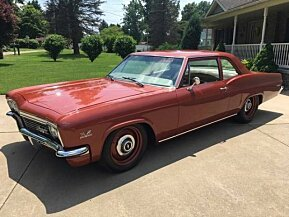 1966 Chevrolet Biscayne for sale 101019544