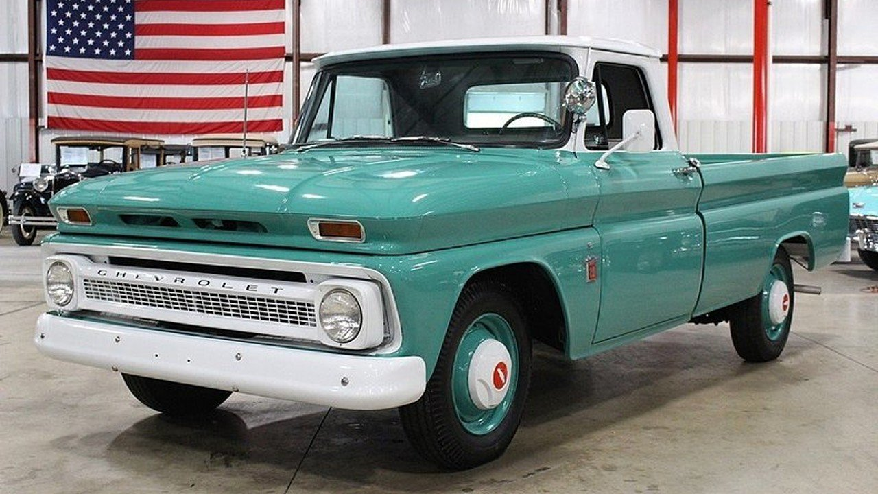 1966 Chevrolet C/K Truck for sale near Grand Rapids, Michigan 49512 ...