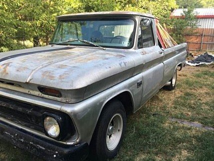 1966 Chevrolet C/K Truck for sale 100827929