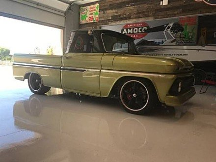 1966 Chevrolet C/K Truck for sale 100966637