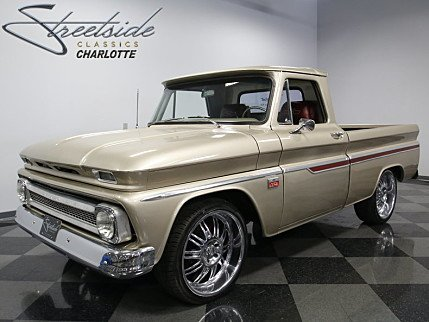 1966 Chevrolet C/K Trucks for sale 100871543
