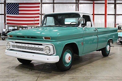 1966 Chevrolet C/K Trucks for sale 100907609