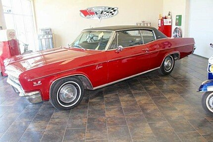 1966 Chevrolet Caprice for sale 100760772