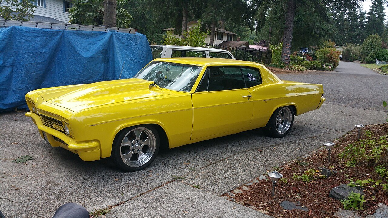 1966 Chevrolet Caprice for sale 100812227