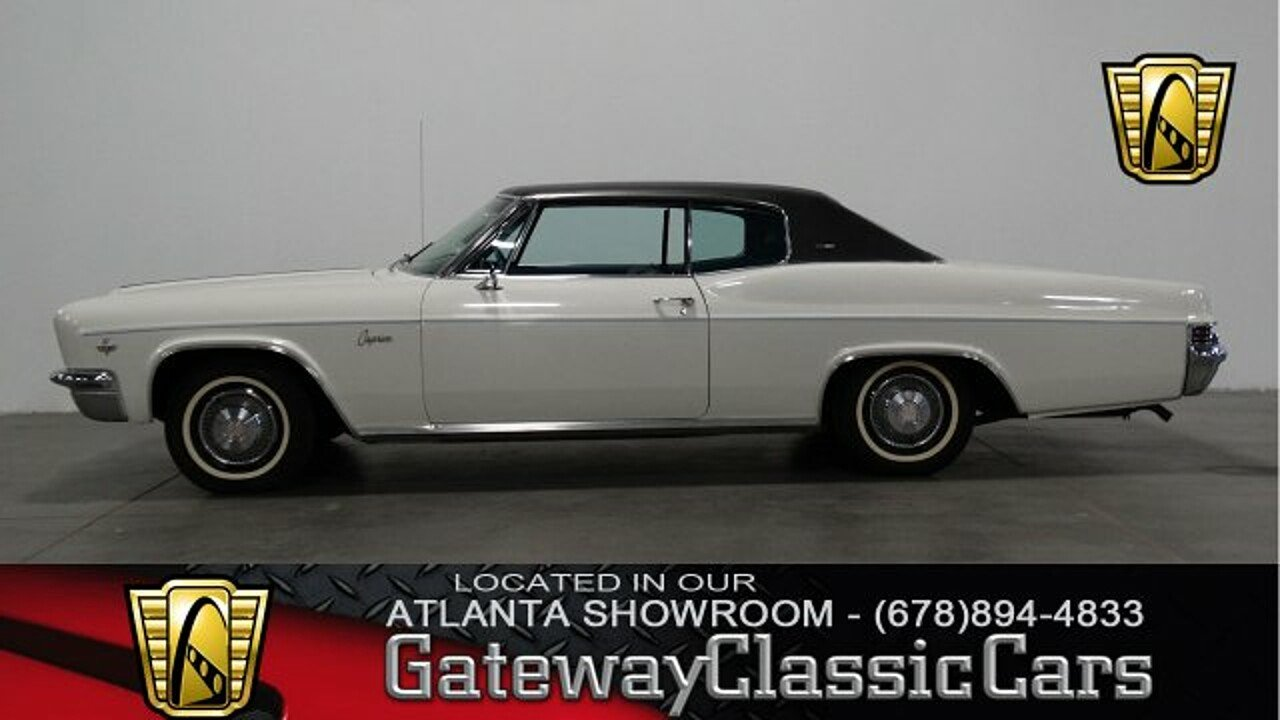 1966 Chevrolet Caprice for sale 100949607