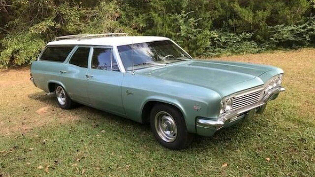 1966 Chevrolet Caprice for sale near Cadillac, Michigan 49601 ...