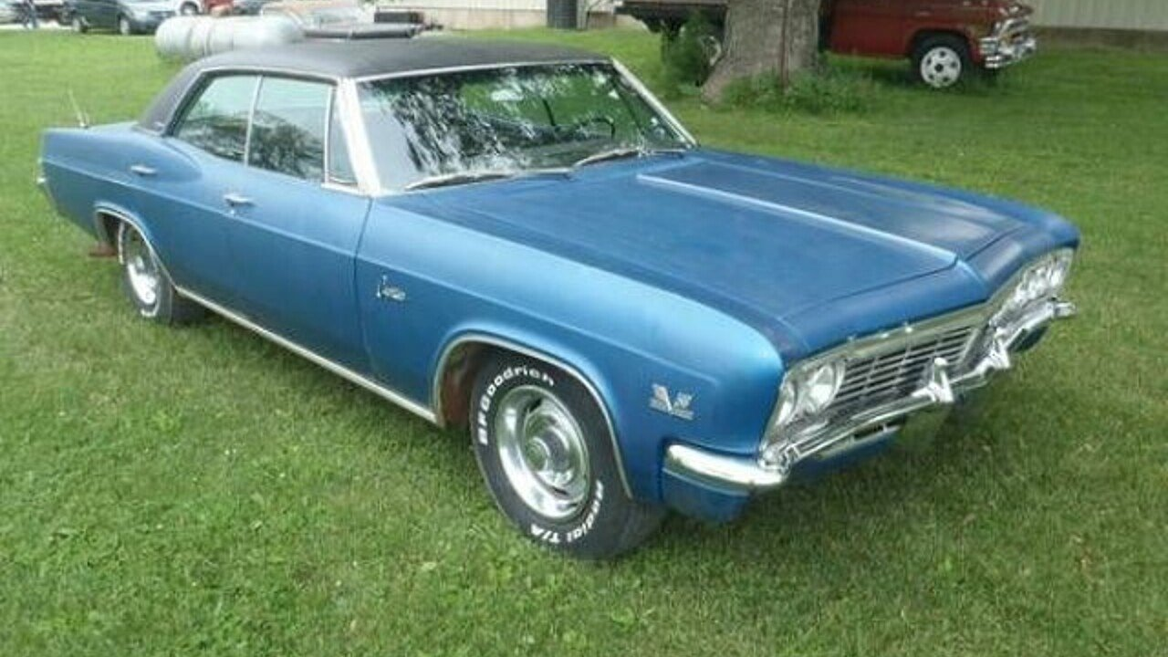 1966 Chevrolet Caprice for sale 100961967