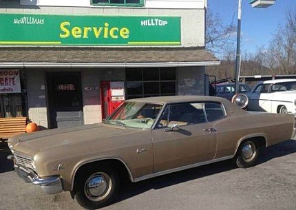 1966 Chevrolet Caprice for sale 100828010