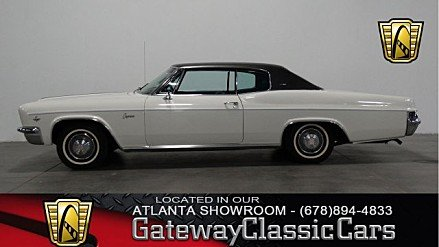 1966 Chevrolet Caprice for sale 100920999