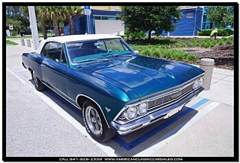 1966 Chevrolet Chevelle for sale 100784847