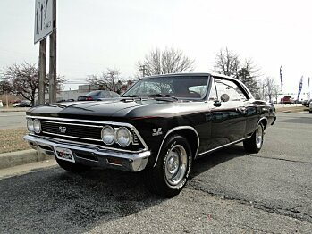 1966 Chevrolet Chevelle for sale 100850223