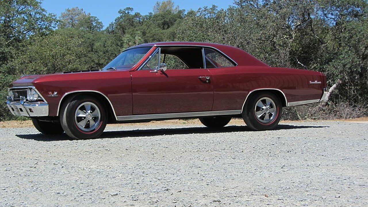 1966 Chevrolet Chevelle for sale 100878191
