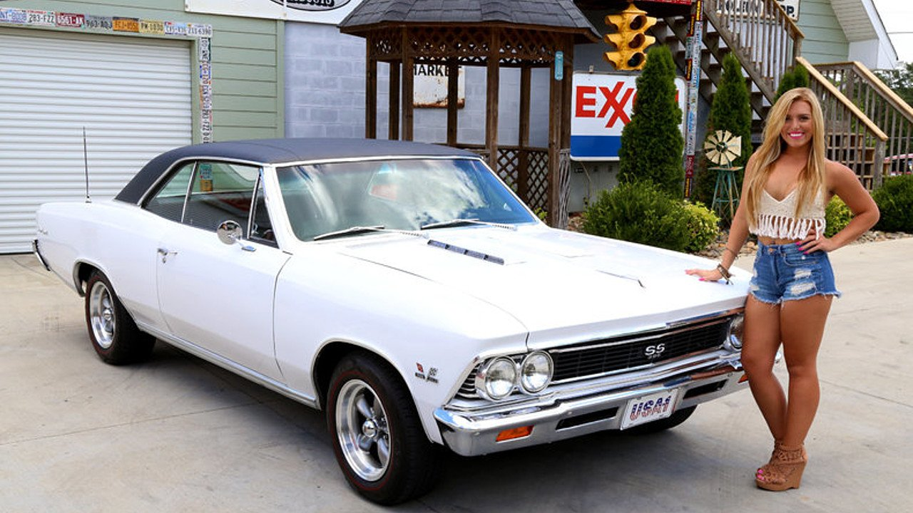 1966 Chevrolet Chevelle for sale 100771241