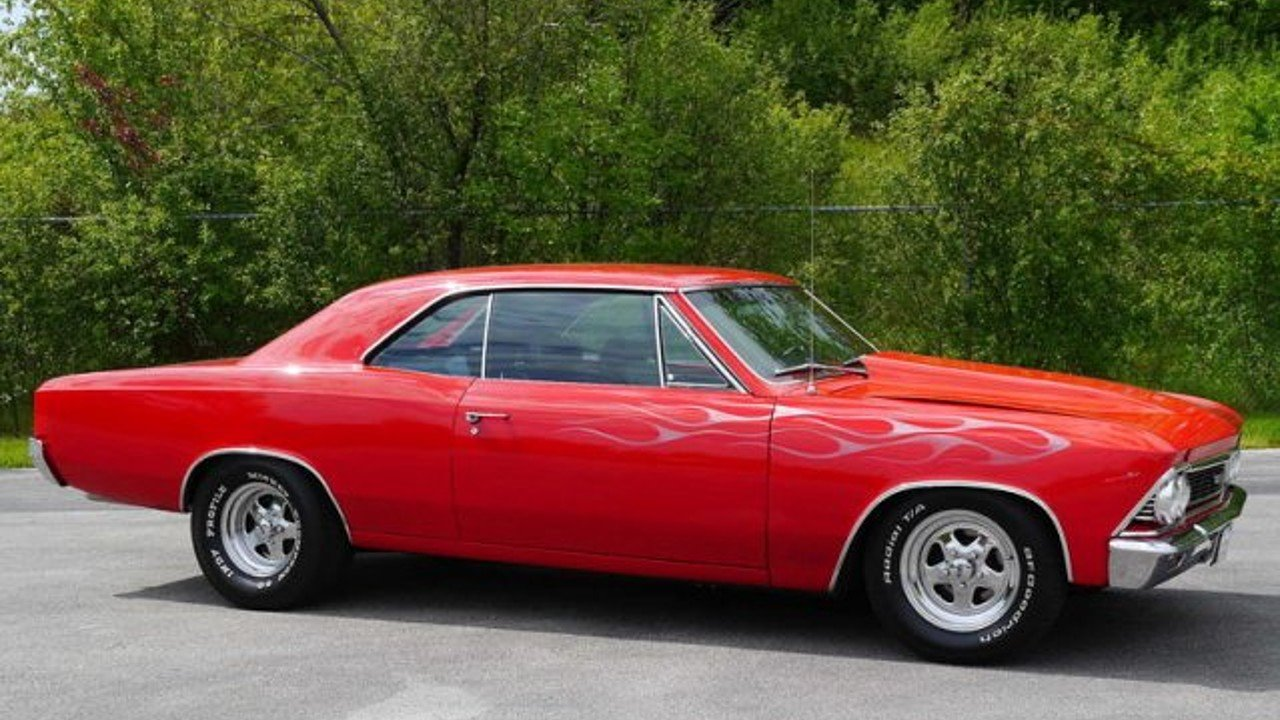 1966 Chevrolet Chevelle for sale 100872993