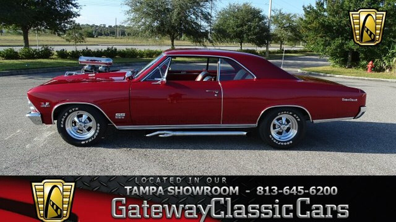 1966 Chevrolet Chevelle for sale 100920741