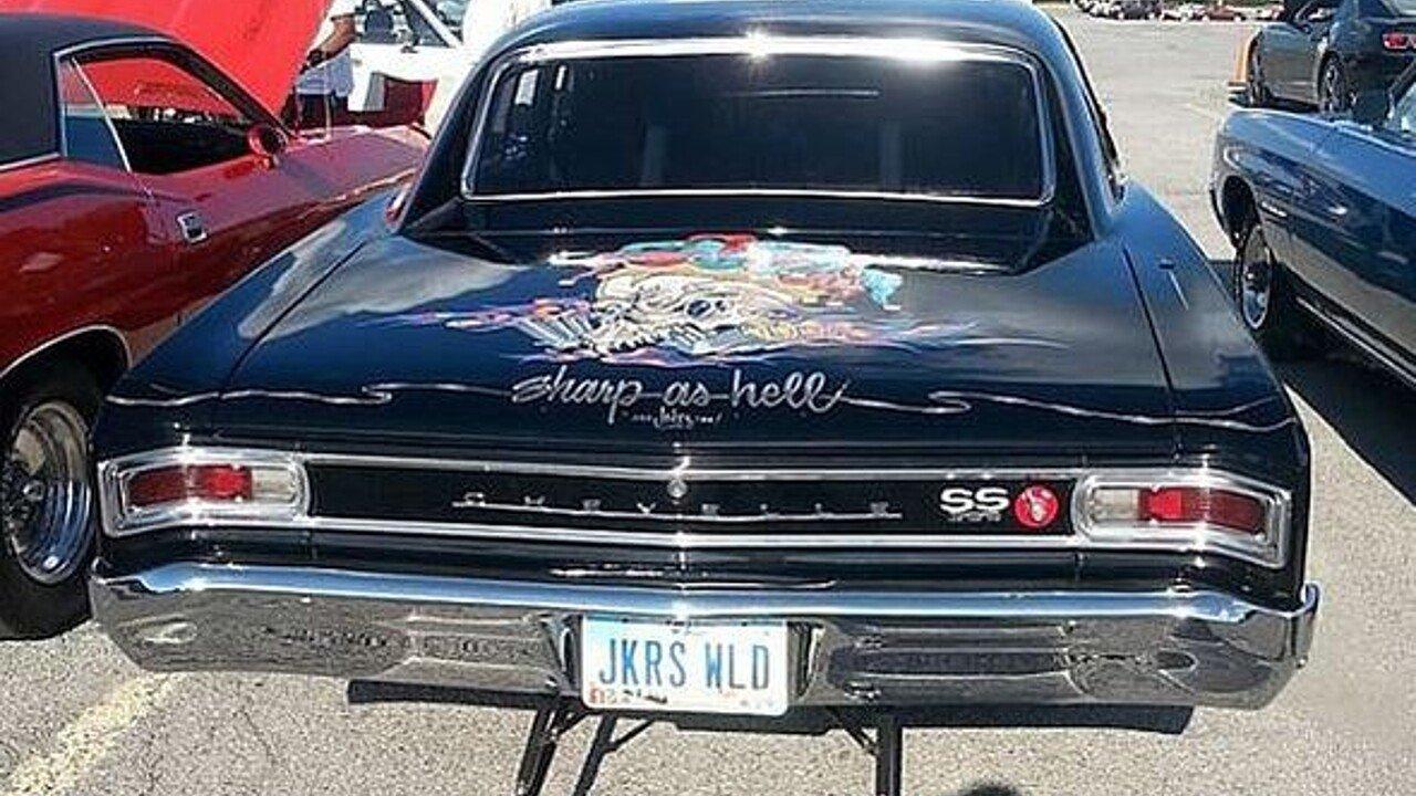 1966 Chevrolet Chevelle for sale near LAS VEGAS, Nevada 89119 ...