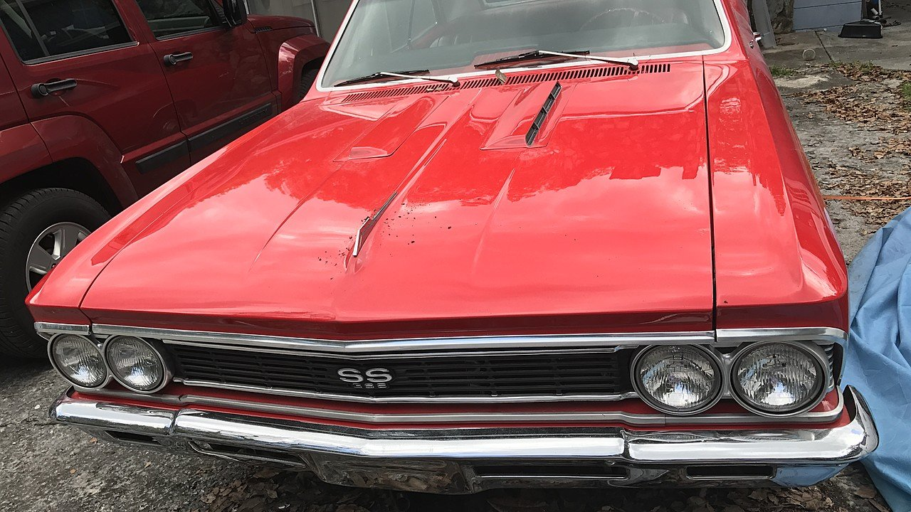 1966 Chevrolet Chevelle for sale 101004866