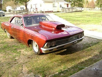 1966 Chevrolet Chevelle for sale 100827819
