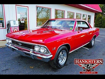 1966 Chevrolet Chevelle for sale 100942141