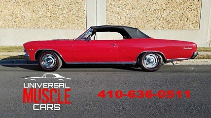 1966 Chevrolet Chevelle for sale 100963077