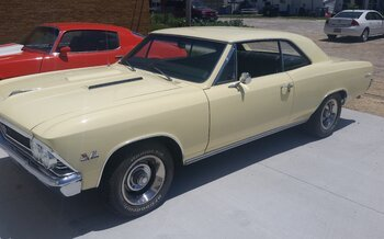 1966 Chevrolet Chevelle SS for sale 100997179