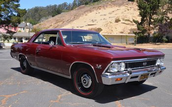 1966 Chevrolet Chevelle SS for sale 101012212