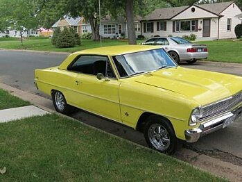 1966 Chevrolet Chevy II for sale 100828369