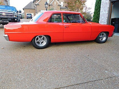 1966 Chevrolet Chevy II for sale 100913341
