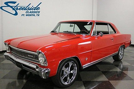 1966 Chevrolet Chevy II for sale 100946931