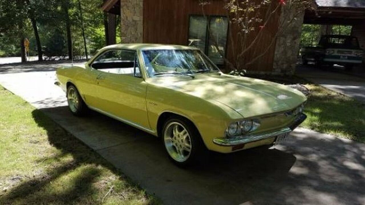 1966 Chevrolet Corvair for sale 100927815