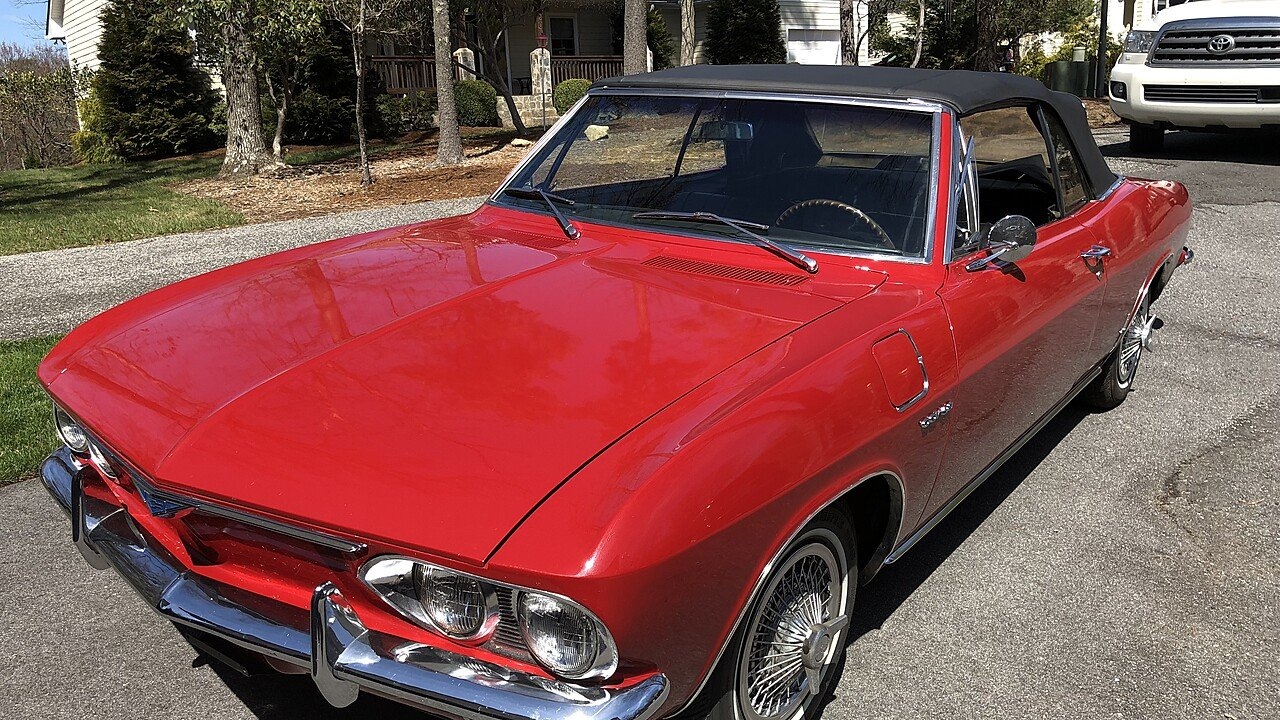 1966 Chevrolet Corvair for sale 100973325