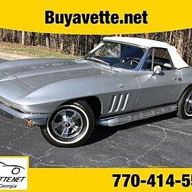 1966 Chevrolet Corvette for sale 100735375
