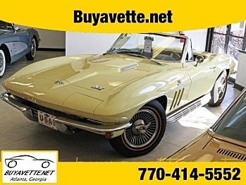 1966 Chevrolet Corvette for sale 100821511